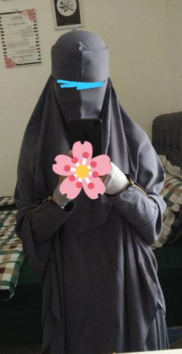French Hijab photo review